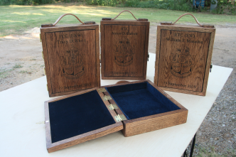 Charge Book Vessels front